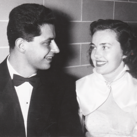 Robert D. Hales and his wife, Mary
