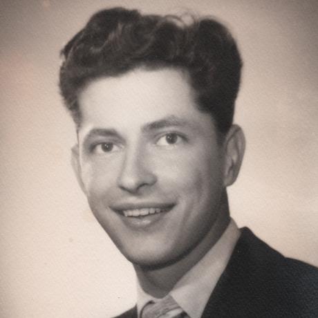 Robert D. Hales as a young man