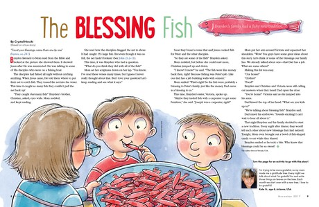 The Blessing Fish