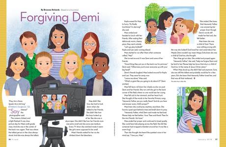 Forgiving Demi