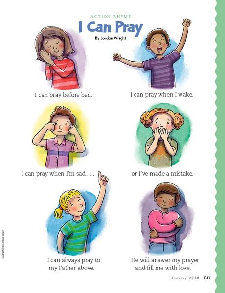 I Can Pray
