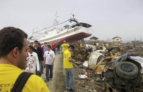 earthquake aftermath 2