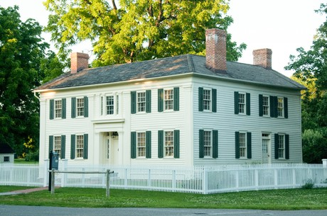 Chapter 54 doctrine and covenants 13436 mansion house nauvoo illinois fandeluxe Images