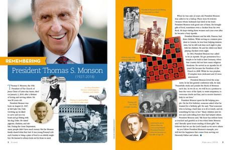 Remembering President Thomas S. Monson