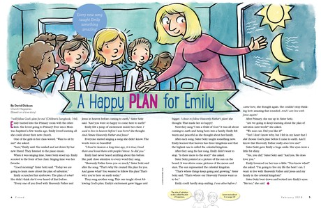 A Happy Plan for Emily