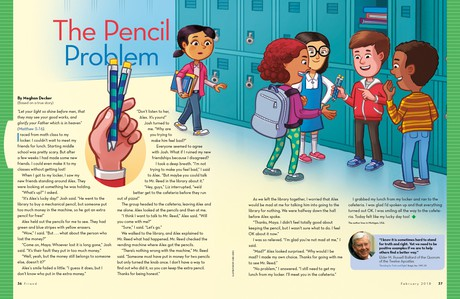 The Pencil Problem