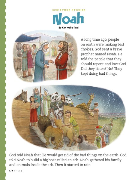 Noah, 1