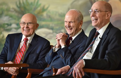 new First Presidency