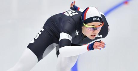 Jerica Tandiman skating