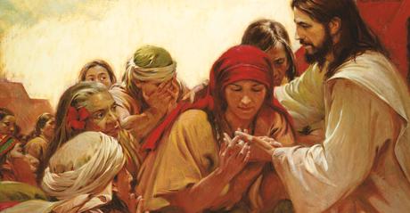 Jesus Christ among the Nephites