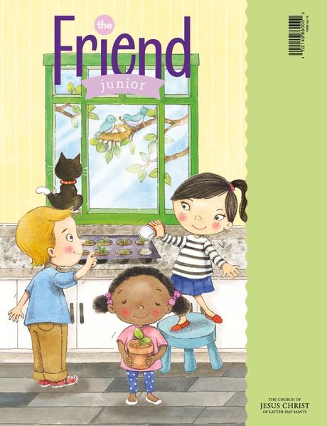 Friend Junior cover
