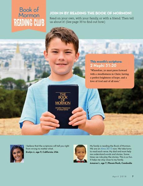 Book of Mormon Reading Club
