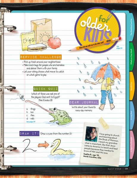 For Older Kids