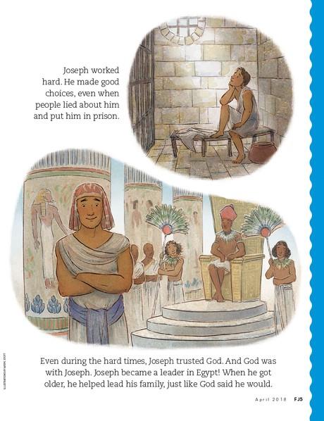 Joseph Trusted God, 2