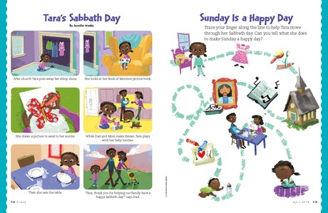Tara's Sabbath Day