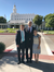 Familie Durrant am St.-George-Utah-Tempel