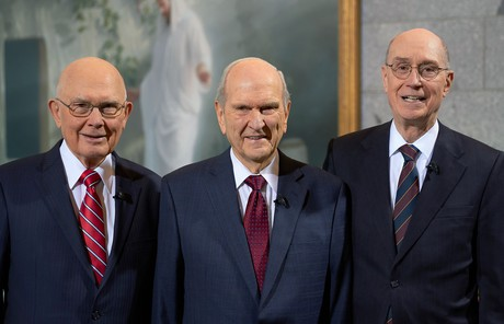 The First Presidency
