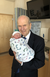 President Russell M. Nelson with new great-grandson