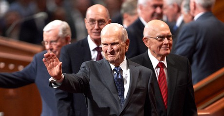 First Presidency at general conference