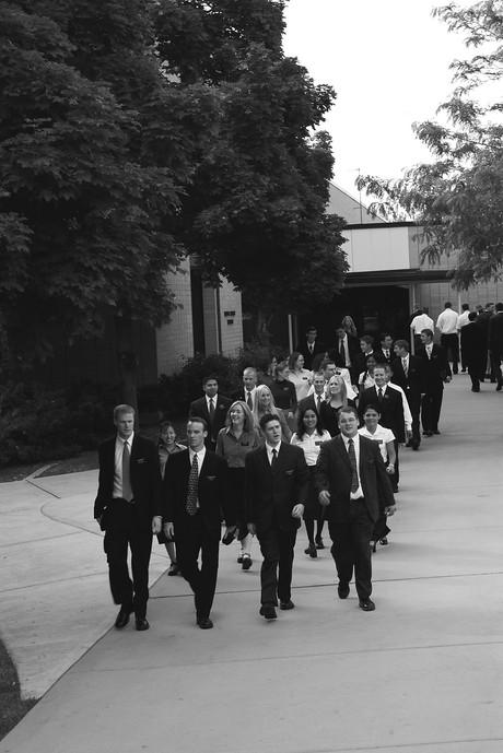 missionaries at MTC