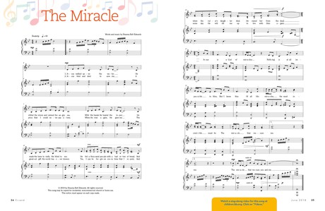 Miracles religious song lyrics