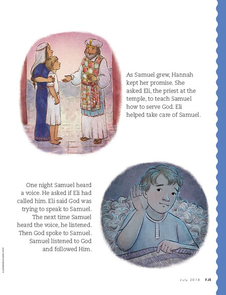 Hannah and Samuel, page 2