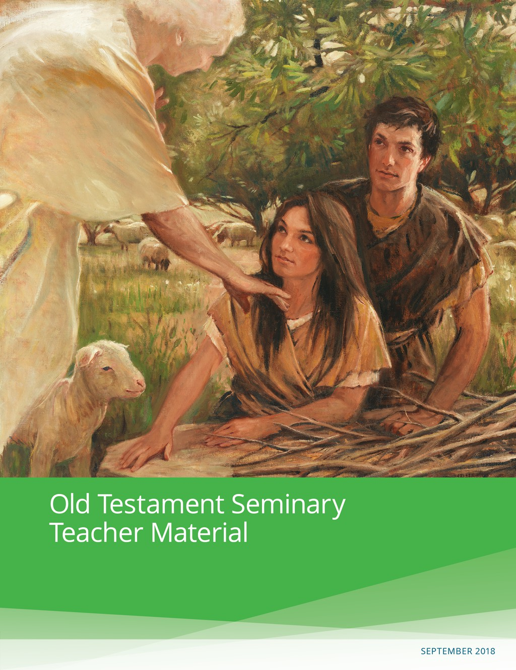 Old testament (student seminary manual) (seminary student manual.