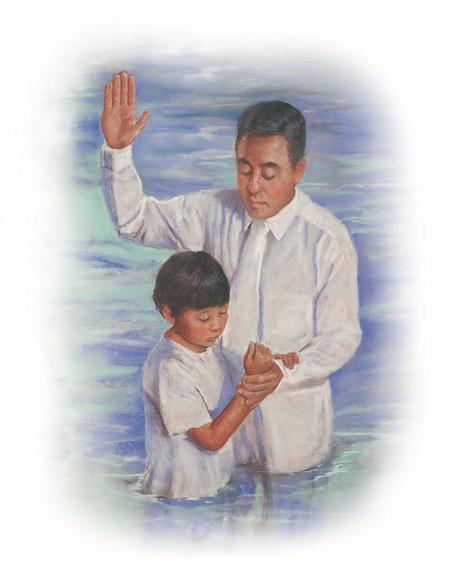 Mi convenio bautismal