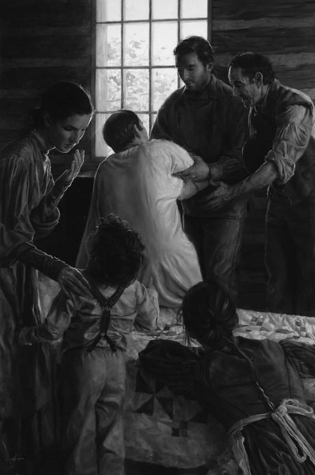 Joseph healing Elijah Fordham
