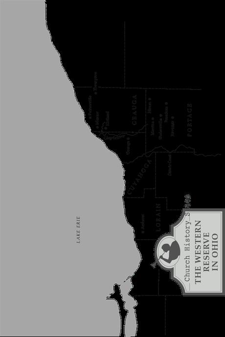 map, Ohio