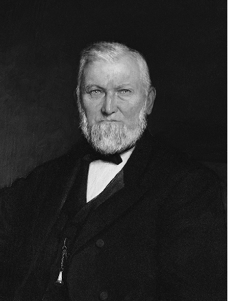 President Wilford Woodruff
