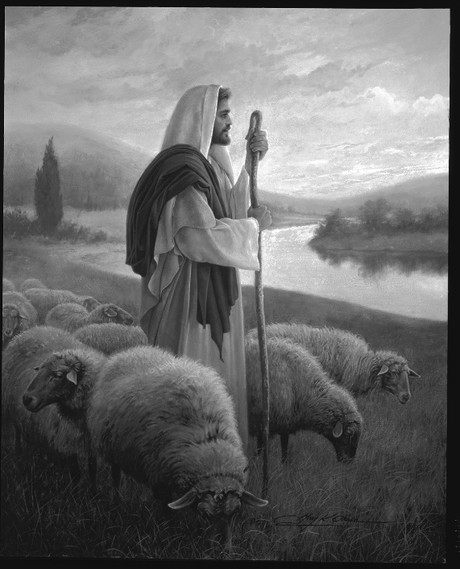 Christ as Good Shepherd