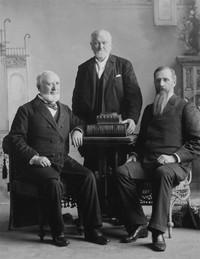 First Presidency, 1894