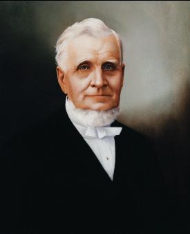 Präsident John Taylor
