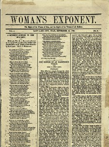 Woman's Exponent